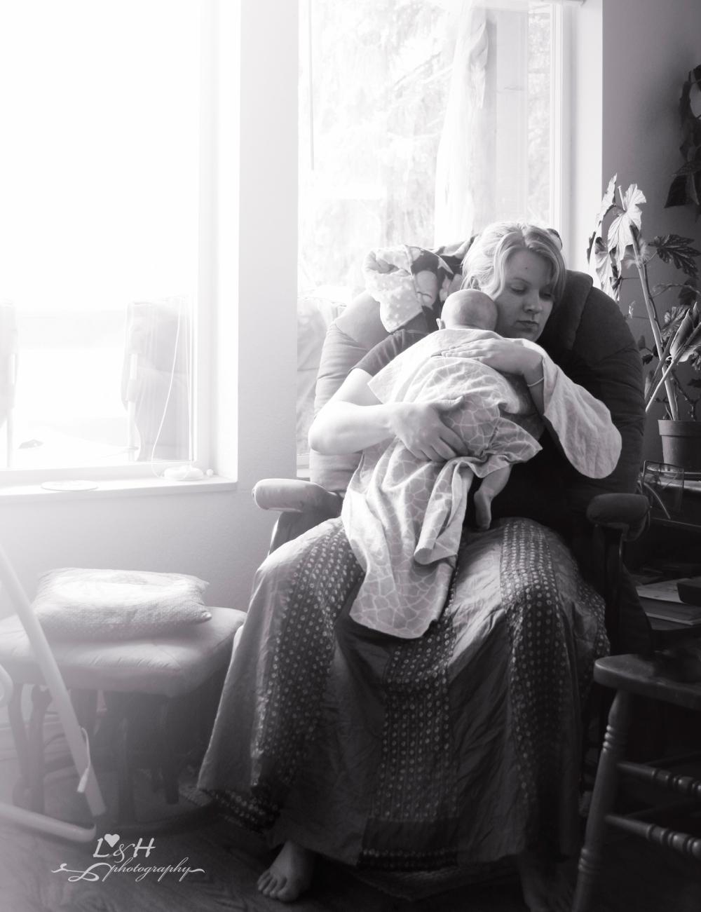 Sweet little Zylee's Newborn Session