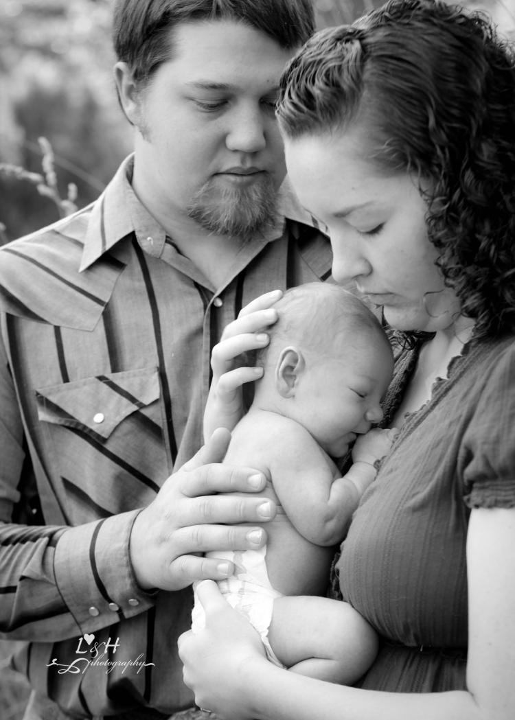 Vallen's Newborn Session