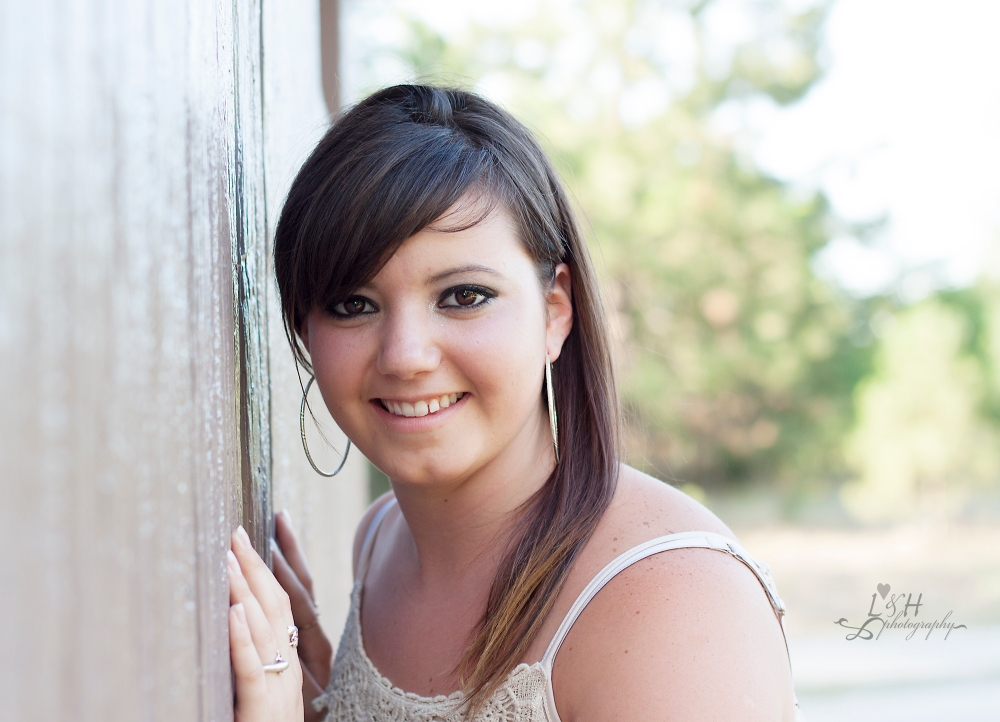 Ashley's Senior Session
