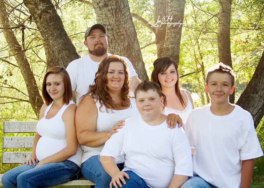 Cyle & Nicole's Family Session/Kettle Falls, Wa/Family Photographer