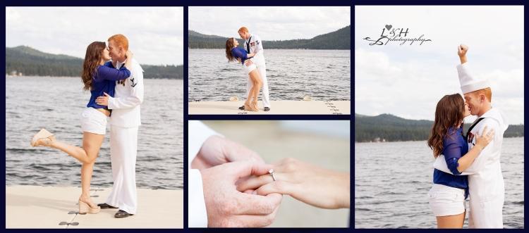 Brad & Melissa's Engagement Session