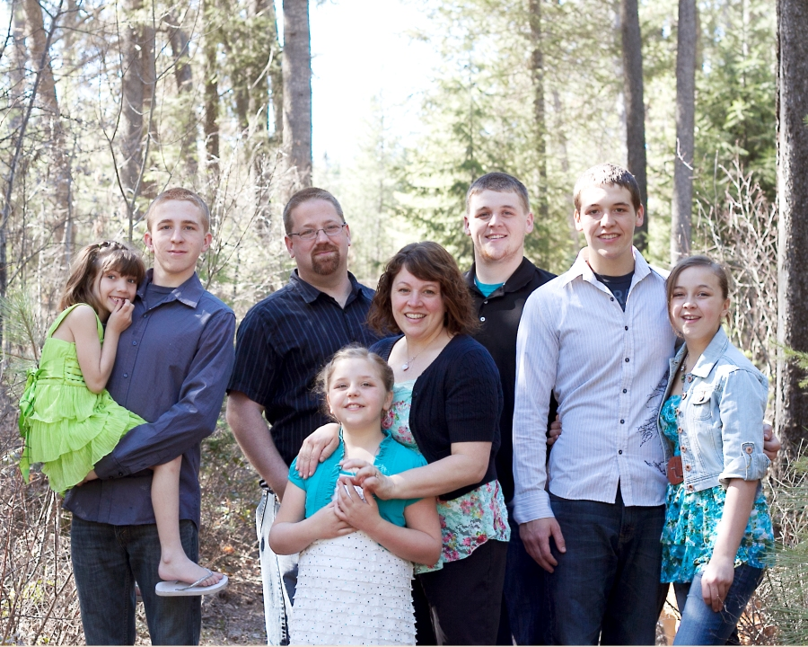 The Nicholas Family/Valley, Washington/Family Photographer